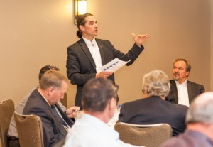 photo from Facility Management Leadership Institute Spring 2013 workshop